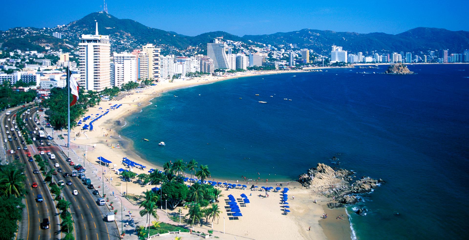 Webcam Acapulco en Vivo